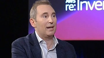 Andy Jassy - AWS CEO